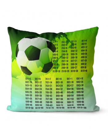 Tabliczka mnożenia piłka nożna