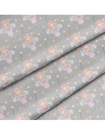 Fairies- fabric by meter