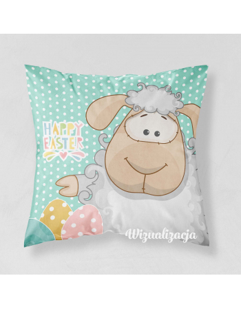 Easter - Cotton panel , Holiday Cushion