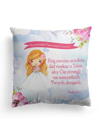 Panel poduszkowy- pastele dla dziewczynki