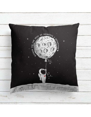 Panel Walentynkowy - Astronauta - Kocham Ciię