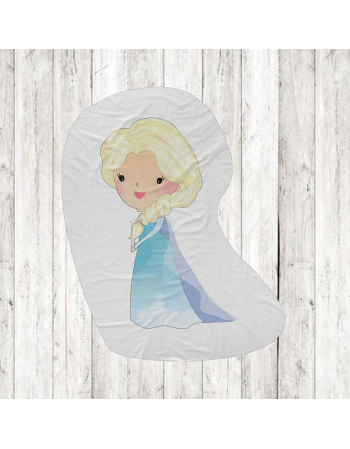Elsa - fabric panels for mascot , fabric panel for quilt