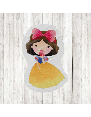 Snow White - fabric panels for mascot , fabric panel for quilt