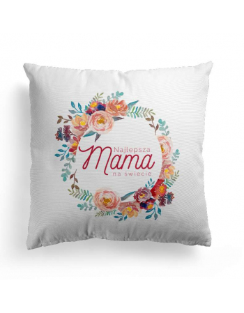Mum - cushion panel, mothers day