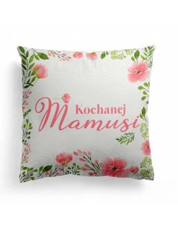 To beloved mum - cushion panel, mothers day
