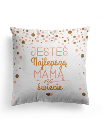 You are the best - cushion panel, mothers day