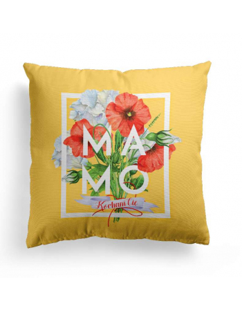 Mum, I love you - cushion panel, mothers day