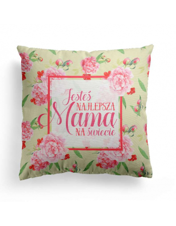 You are the best mother - cushion panel, mothers day