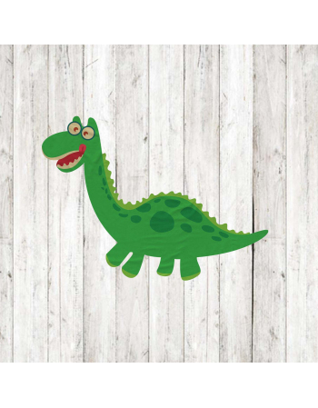 Dinosaur - fabric panels for mascot , fabric panel for quilt