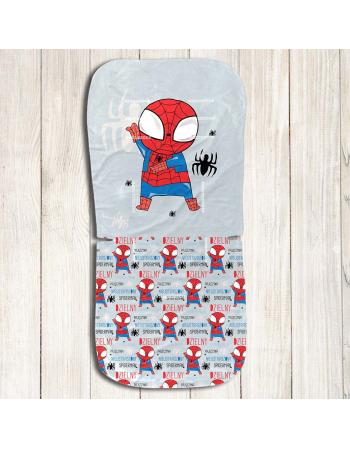 Panel do wózka-  Spiderman