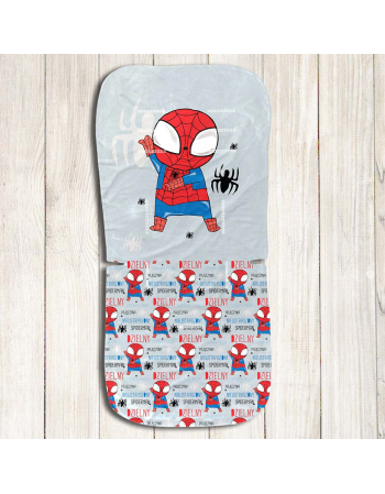 Spiderman Stroller insert panel - universal size