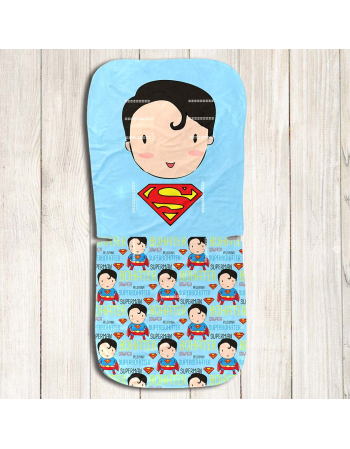 Panel do wózka- Superman