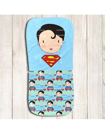 Superman Stroller insert panel - universal size
