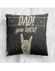 Fathers Day - Fabric Panels For Cushion