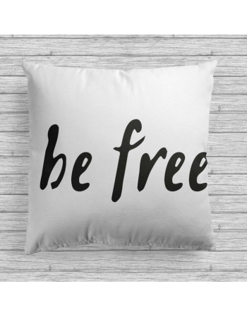 Be free - fabric panels for cushion , fabric panel for quilt