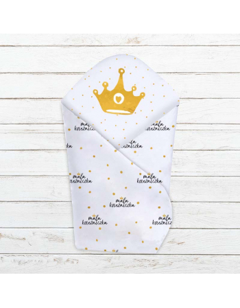 Baby cone wrap panel set - little princess