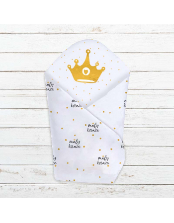 Baby cone wrap panel set - little princess