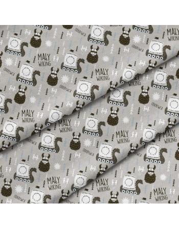 Kolekcja Wikingowie - tkanina na metry