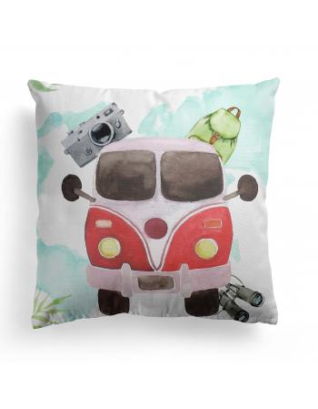 Kolekcja Travel cars- panel poduszkowy