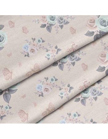 Kolekcja Jeloneczek - róże na różu