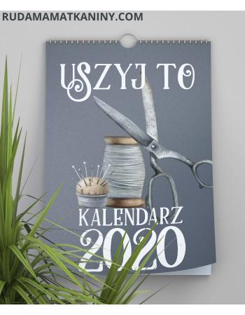 Przedsprzedaż - Kalendarz - Uszyj to