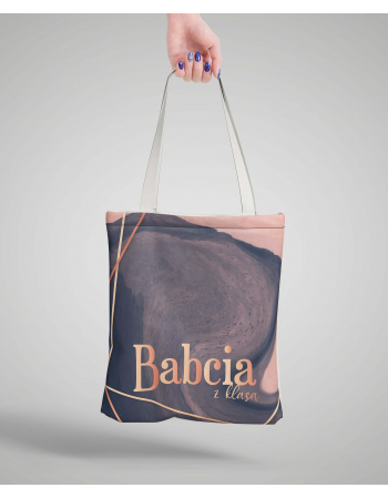 I am fabolous - bag panel
