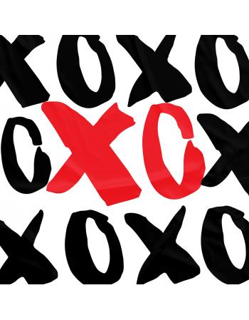 XO - panel na poduszkę Walentynki