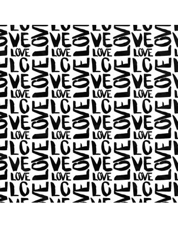Love - panel na poduszkę Walentynki