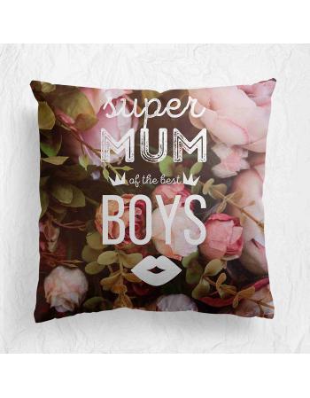 Super Mum - mothers day - cushion panel