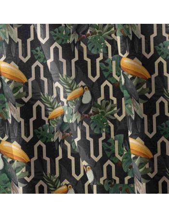 Tukany Kolekcja 2020- tkanina na metry