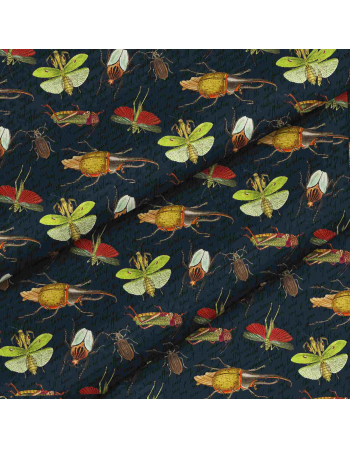 Insects  SS2020 - fabric by metre