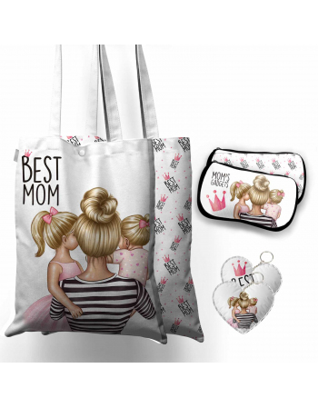 Mama & Kid - Bag Panel set | Insta Bag