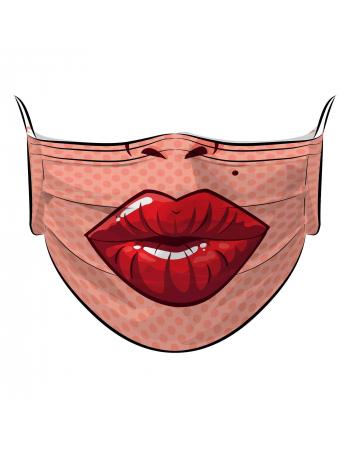 Cotton Face mask panel