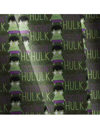 Hulk- fabric by meter