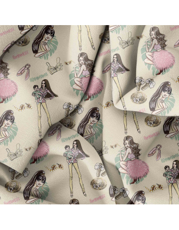 Ladies SS2020 - fabric by metre