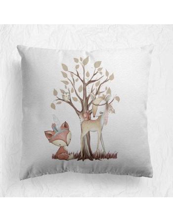Panel poduszkowy - Kolekcja Woodland white