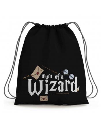 Wizard World - drawstring bag panel