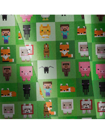 Minecraft - fabric by meter