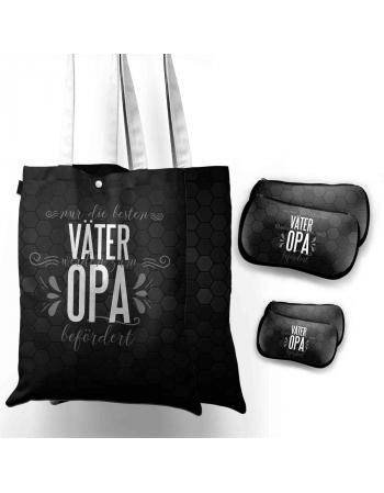 Grandpa Bag - Bag Panel set , Insta Bag